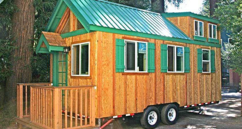 Have Sale Beautiful Tiny House Built Year All New