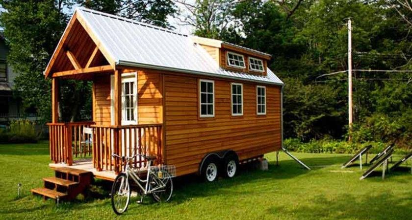 Have Wheels Long These Tiny Mobile Homes Stay Small
