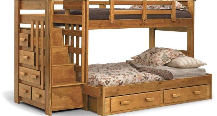 Heartland Stair Kids Bunk Bed