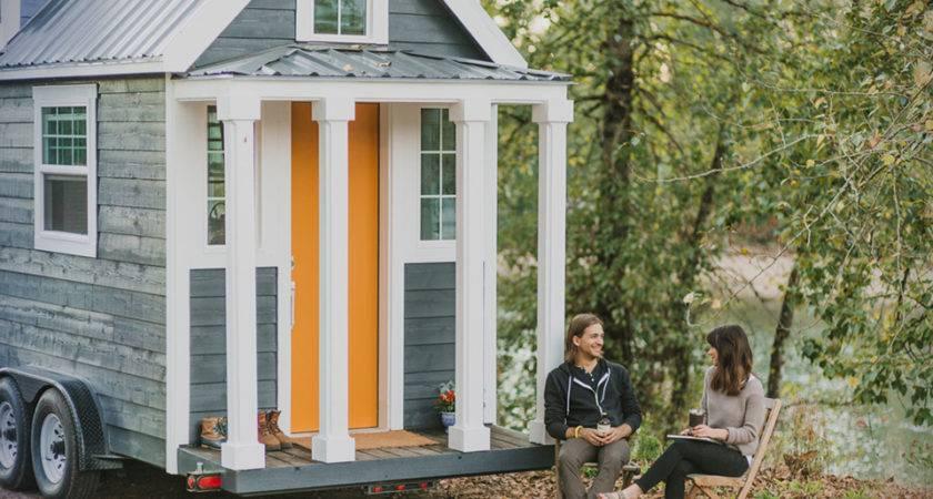 Heirloom Custom Tiny Homes Wheels Hiconsumption