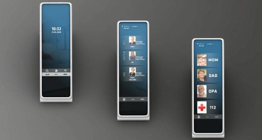 Hello Tomorrow Phone Concept Has Been Designed Intention