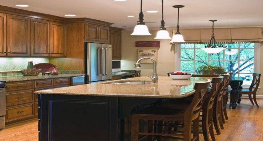Help Can Get One Any Range Great Kitchen Island Designs