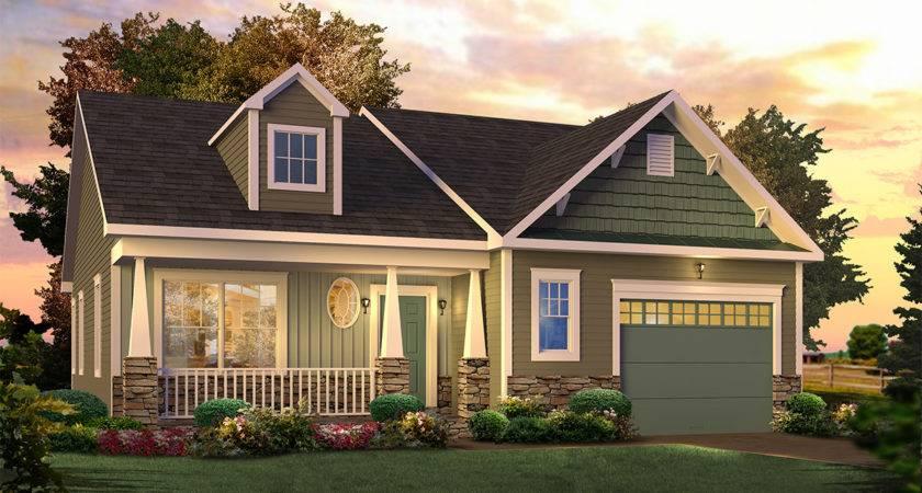 Hemlock Ranch Style Modular Homes