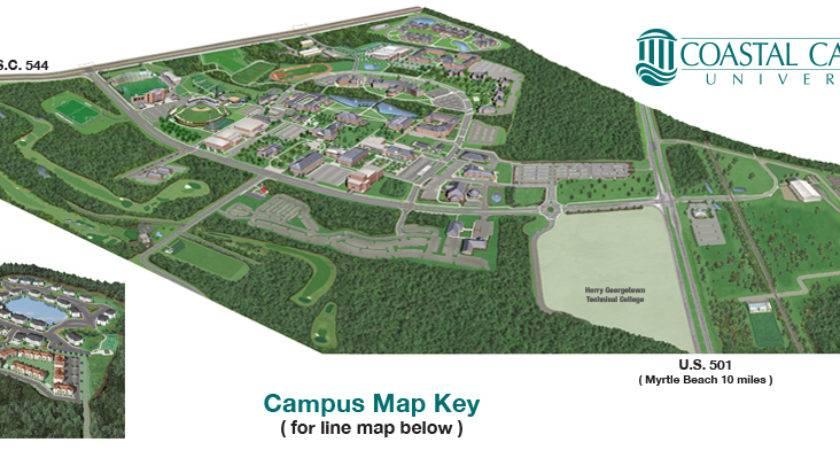 Here Ccu Visit Coastal Campus Map