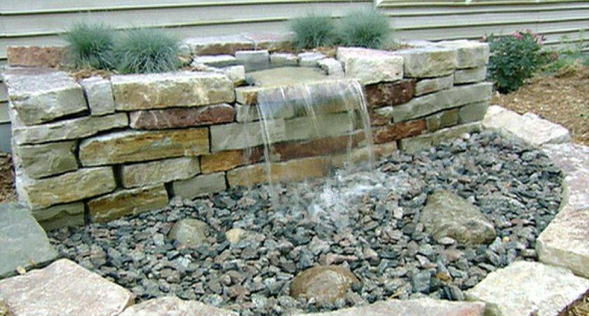 Hgpg Water Feature Pondless Fountain Features