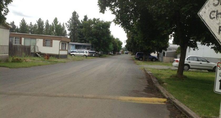 Hideaway Mobile Home Park Apartments Spokane