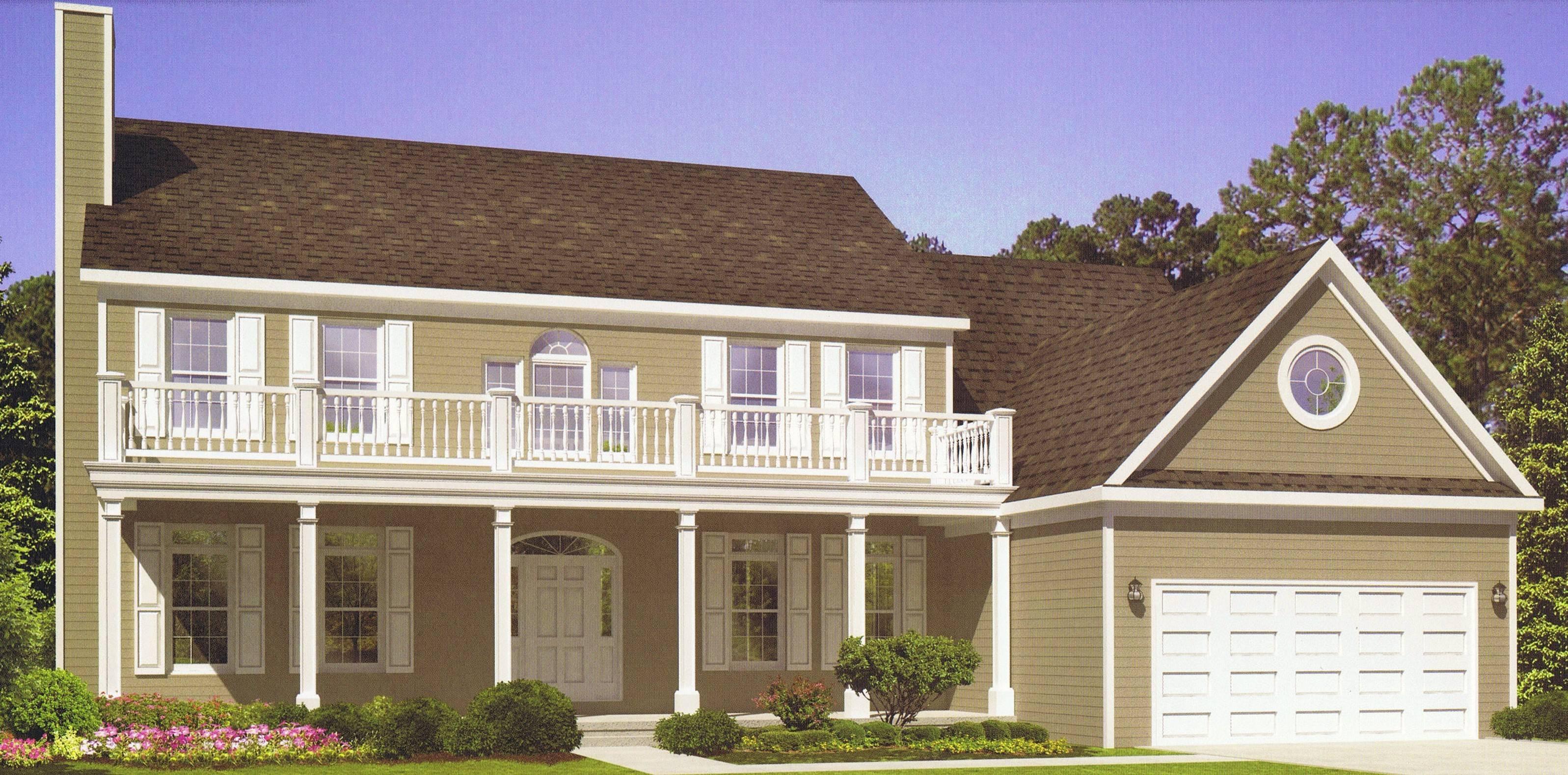 High Performance Modular Homes