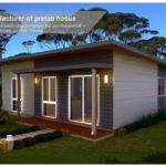 High Quality Steel Building Modular Homes Design Sqm