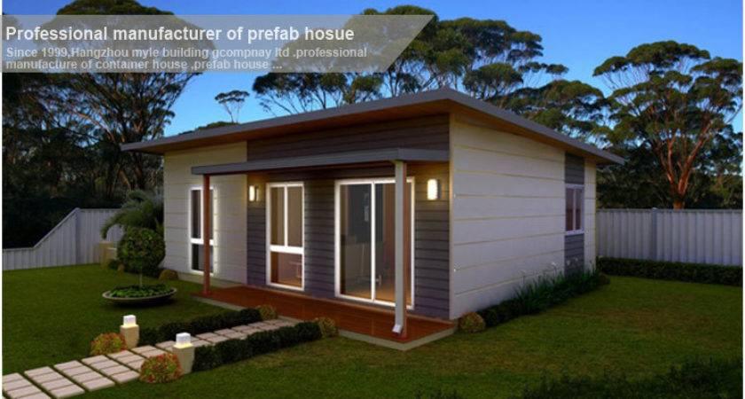 High Quality Steel Building Modular Homes Design Sqm