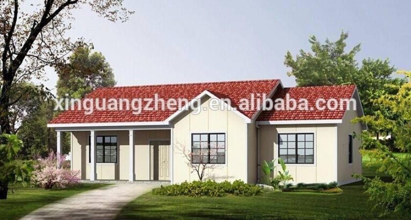 High Quality Steel House Prefab Villa Prefabricated