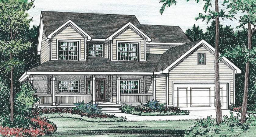 Highland Modular Home Floor Plan
