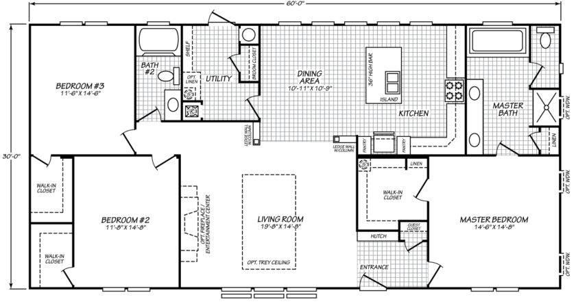 Hilliard Homes Inc Barrington Premiere Fleetwood