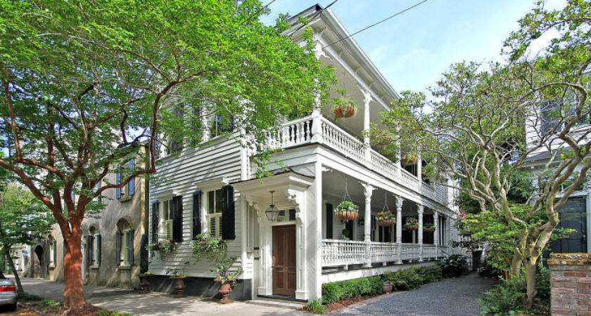 Historic Charleston Real Estate Homes Sale