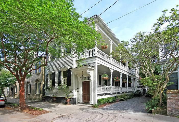Historic Charleston Real Estate Homes Sale