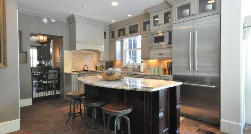 Historic Downtown Mobile Kitchen Remodel Coast Design