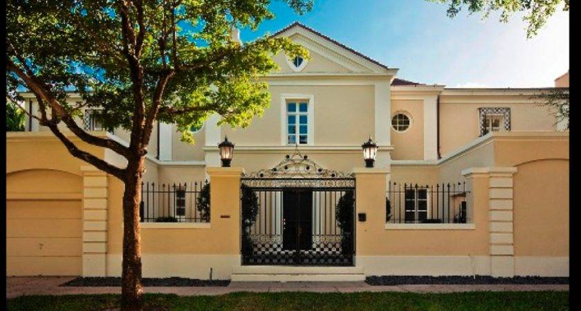 Historic Homes French City Village Luxe Properties Coral Gables