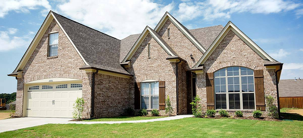 Home Builder Memphis New Homes Tennessee Area Brannon Builders