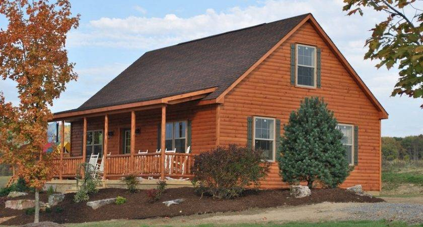 Home Cabins Manufactured Homes Look Like Log Bestofhouse