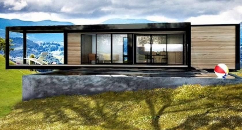 Home Companies Cutting Edge Sustainable Prefab Housing Ecfd