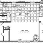 Home Floor Plan Bedroom Mobile Homes Sale Modular