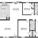 Home Floor Plans Bedroom Manufactured Homes