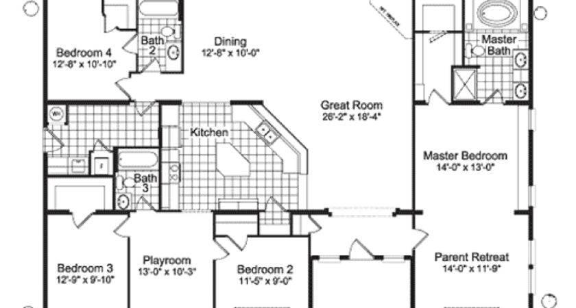 Home Floor Plans Lovely Modular House