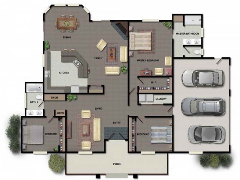 Home Ideas Modular Floor Plans