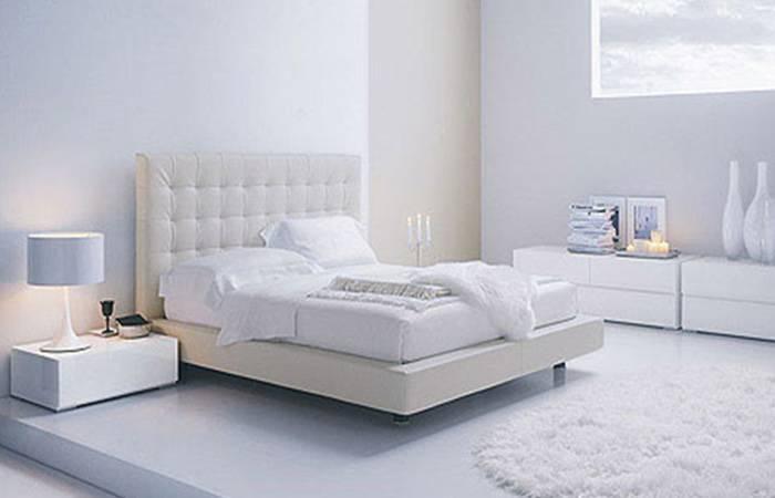 Home Interior Design Adjustments White Modern Bedroom Furniture