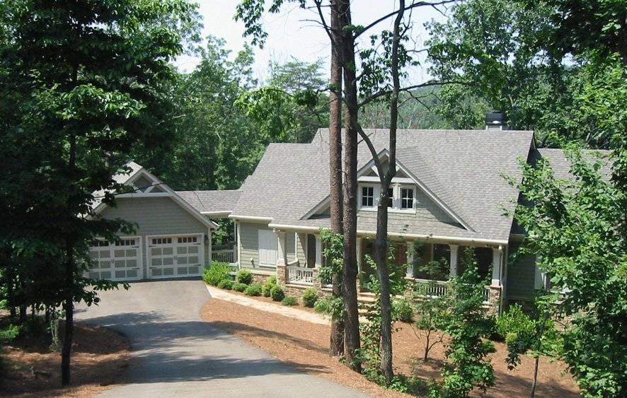 Home Plans Breezeway House