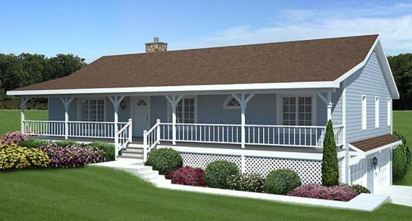 Home Plans Mobile Porch