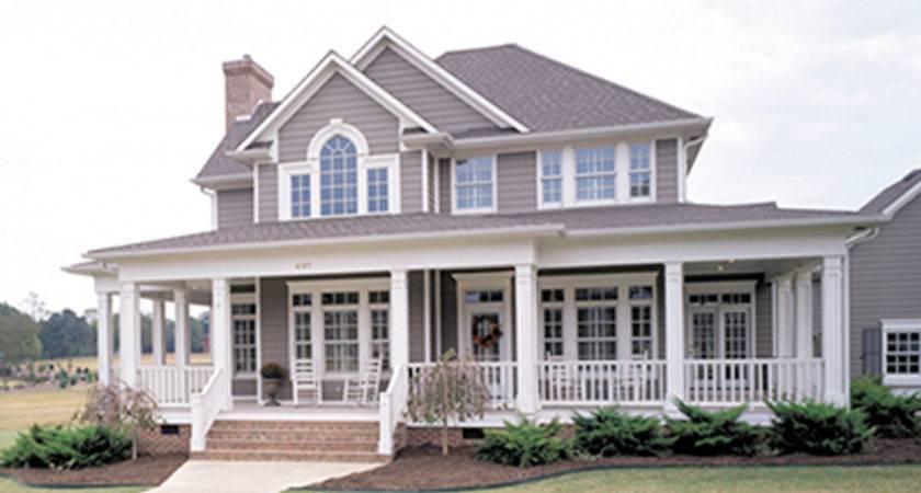 Home Plans Porches Designs Homeplans