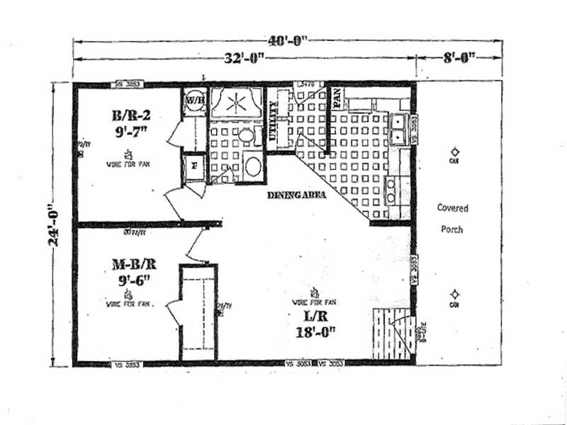 Home Remodeling Double Wide Mobile Floor Plans Detail