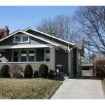 Home Sale Kenyon Street Indianapolis Indiana Usd