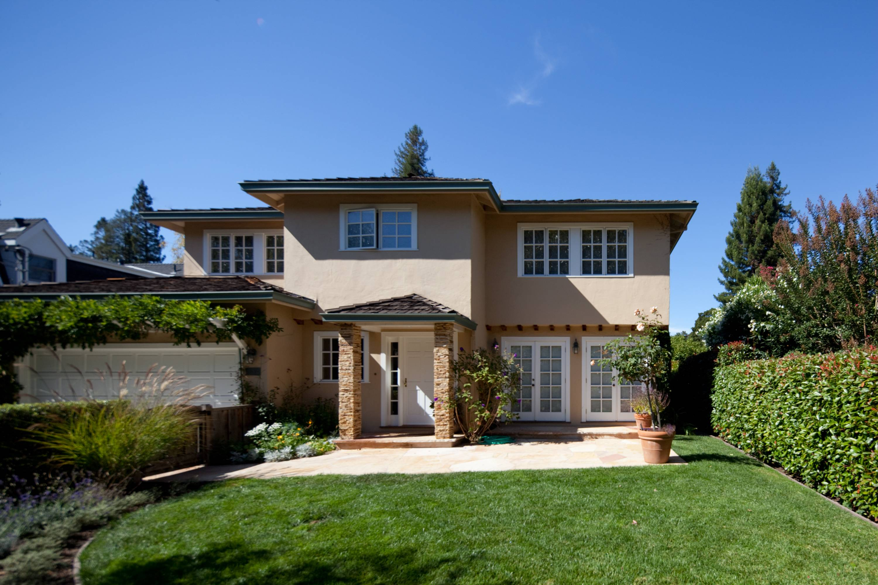 Home Sale Tennyson Ave Palo Alto Real Estate
