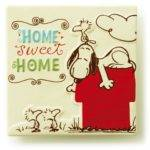 Home Sweet Ceramic Tile Decorative Accessories