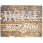 Home Sweet Metal Wood Wall Decor Pier Imports