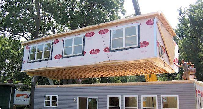 Homebuilding Modular Home Manufacturer Ritz Craft Homes