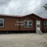 Homeland Double Wide Manufactured Home Palm Harbor Homes Seguin