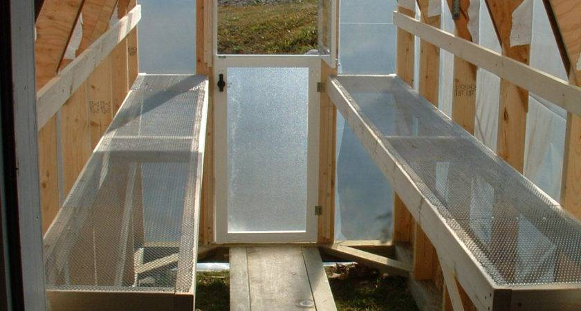 Homemade Greenhouse Thinman Blog