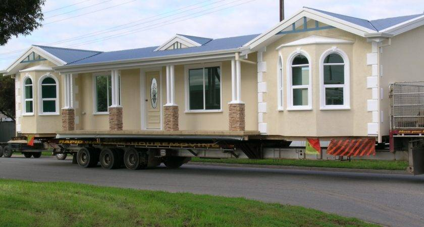 Homes Architecture Mobile Home Model