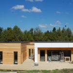 Homes Architecture Ontario Canada Small Modular