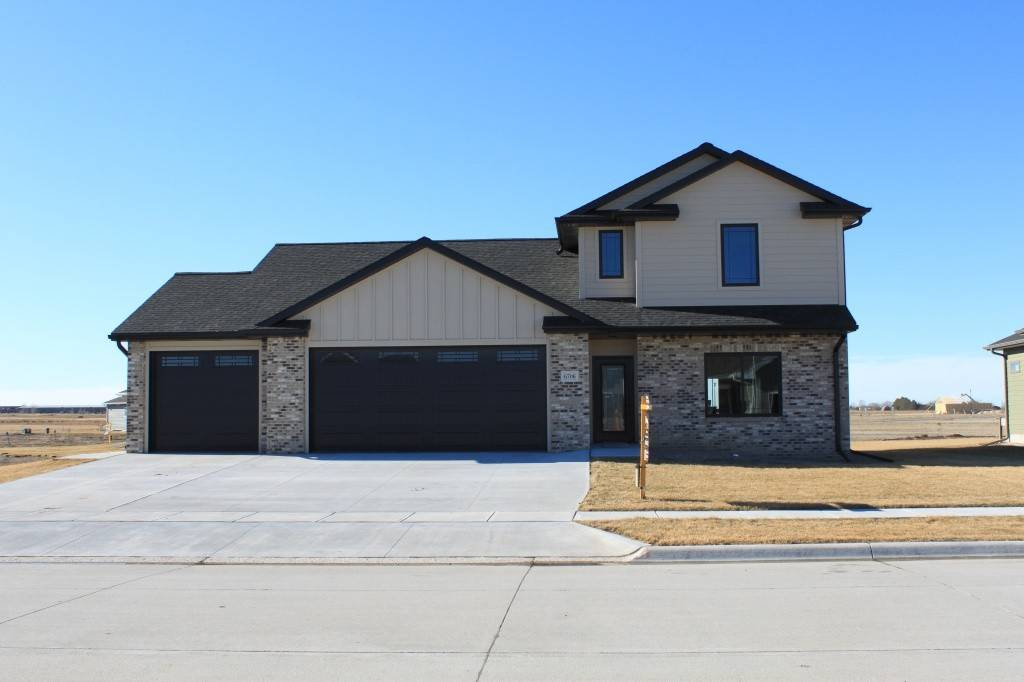Homes Bel Air Subdivision Northeastern Kearney Nebraska