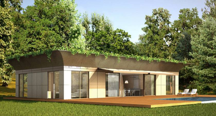 Homes Bringing Modern Style Modular Houses Photos