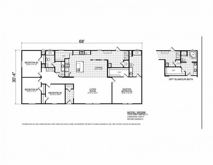 Homes Direct Modular Model