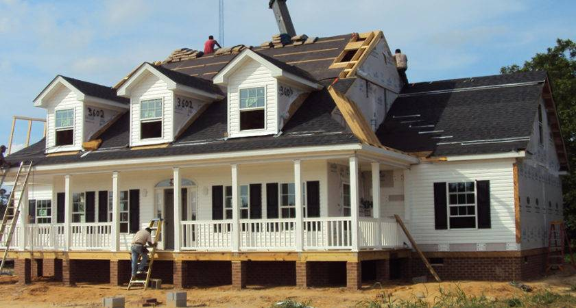 Homes Manufactured Serving Entire Charleston Area