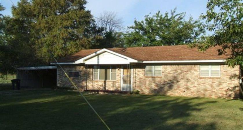 Homes Sale Caddo Real Estate Land