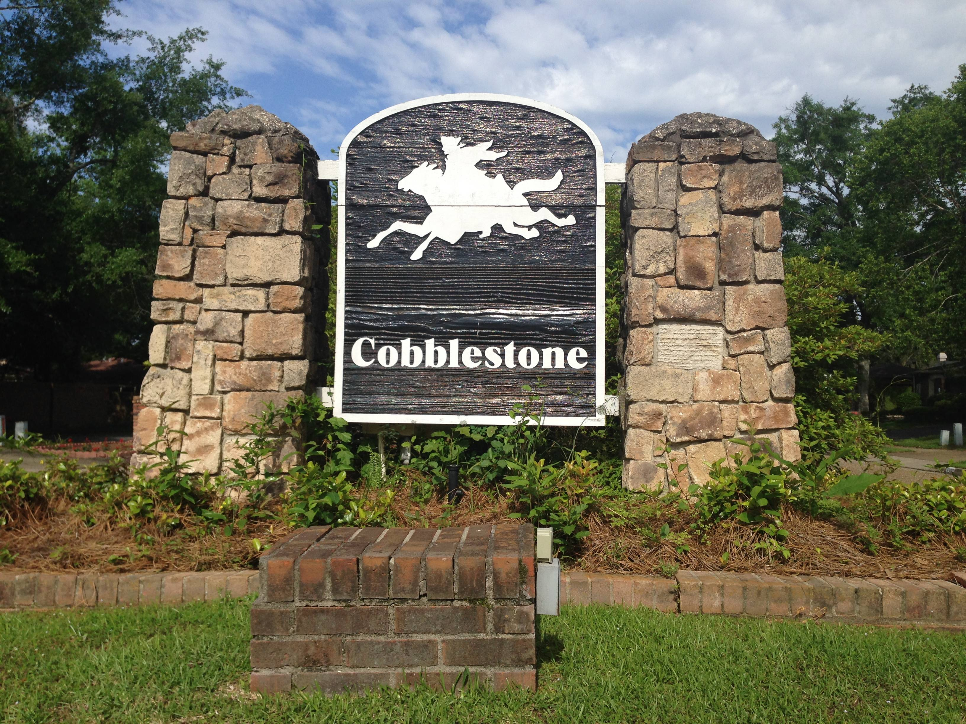 Homes Sale Cobblestone Neighborhood Mobile