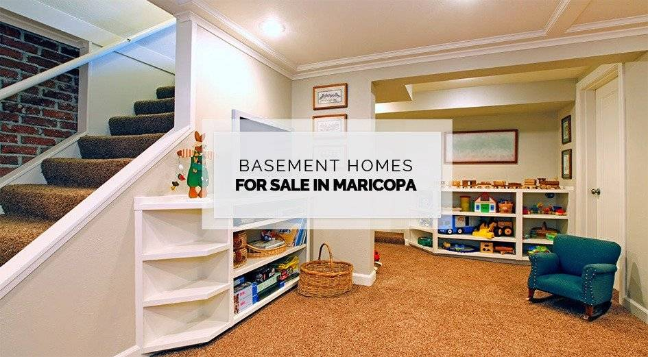 Homes Sale Maricopa Basements Real