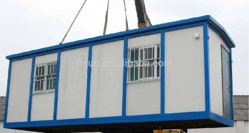 Homes Sale Steel Container Home Ready Made
