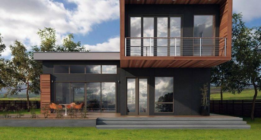 Homes Vancouver Blu Modular Manufactured